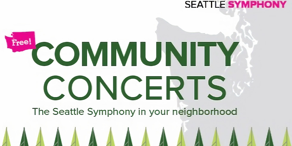 Seattle Symphony: Side-by-Side Concert with Roosevelt High School
