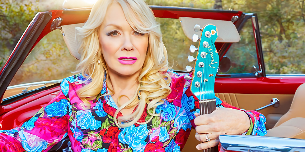 Nancy Wilson of Heart with the Seattle Symphony