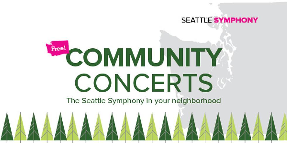 Seattle Symphony: Community Concert in Renton