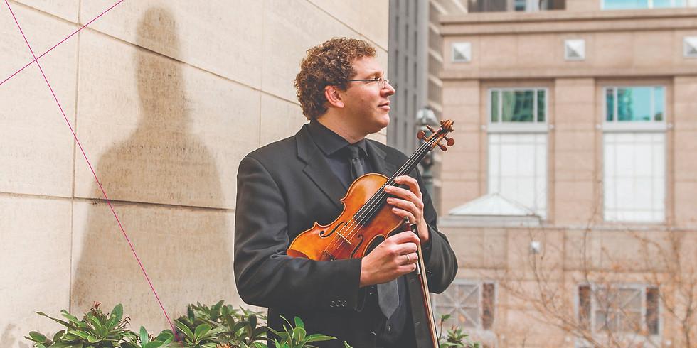 Seattle Symphony: Mendelssohn Violin Concerto