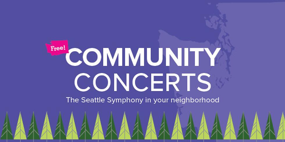 Seattle Symphony: Community Concert in Haller Lake