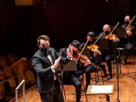 Seattle Symphony's Noah Geller shines in Mendelssohn's Violin Concerto