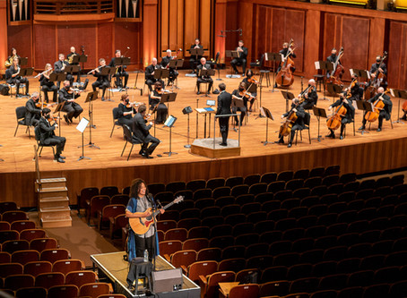 Seattle Symphony Opening Night Featured in the Seattle Times