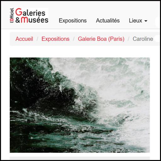 Caroline de boissieu - officiel-galeries