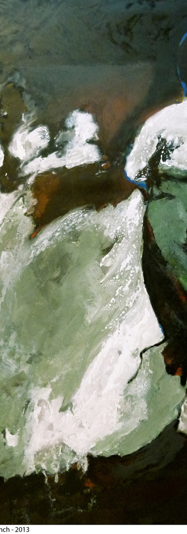 Untitled, 2013, 114x78cm.