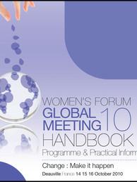 Caroline de boissieu - Women's Forum - 2