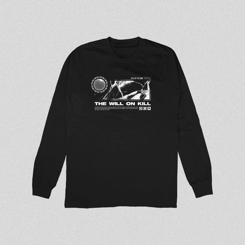 THE WILL ON KILL - CYCLE OF THE GAME (LONG SLEEVE FRONT)