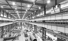 Miloo lighting High-Bay industrial fixtures