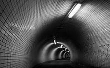 Miloo lighting Lighting of tunnels and underground passages