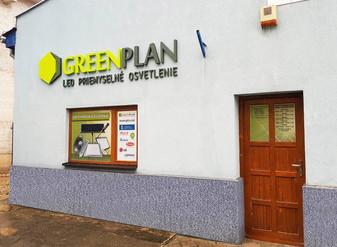 A GREEN PLAN cégcsoport megkezdte LED üzletágának közép-európai kiterjesztését.