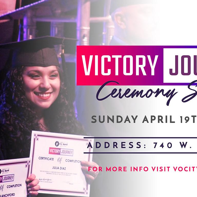 Victory Journey Ceremony Service