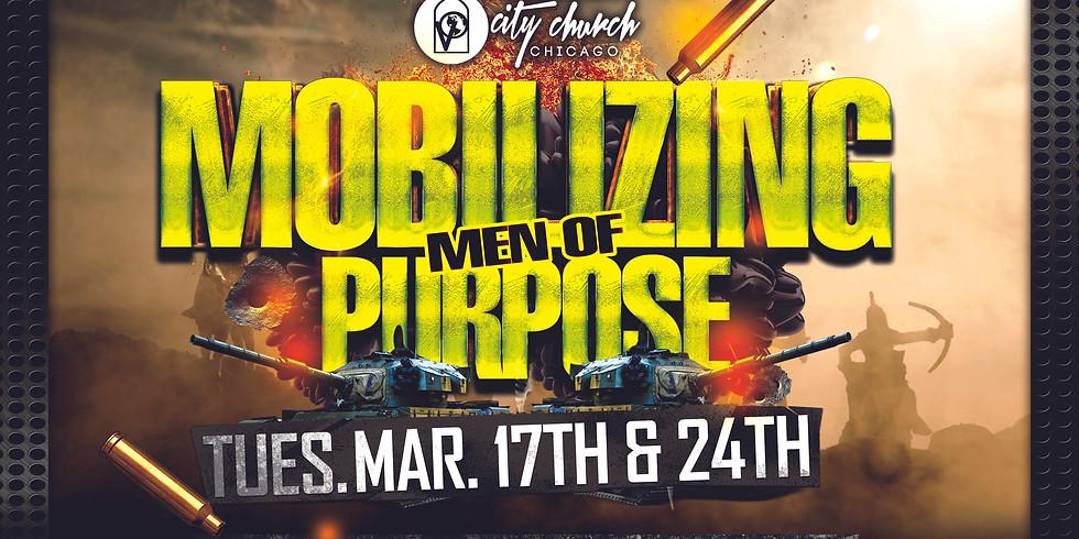 Mobilizing Men of Purpose