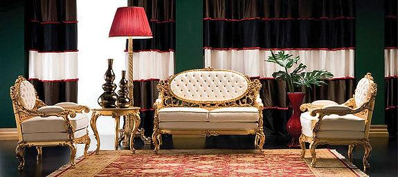 Luxussofa,_Barockcouch,_italienische Möb