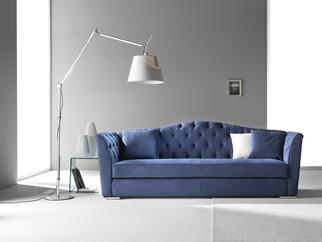 Sofa_Wohnzimmer_CIS Salotti_Couch_Blaues Sofa_Passion