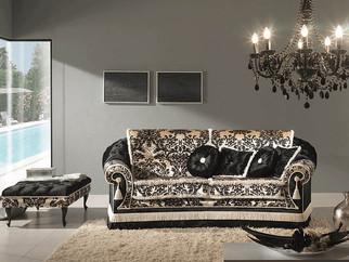 Sofa_Wohnzimmer_CIS Salotti_Couch_Barock Sofa_Oxford