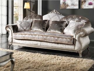 Sofa_Wohnzimmer_CIS Salotti_Couch_Barock Sofa_Liberty Sofa