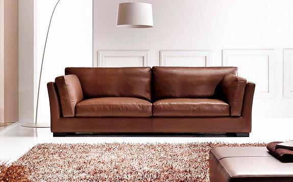 Manhatten Sofa Leder Cava_Wohnzimmer_Sofa_Couch