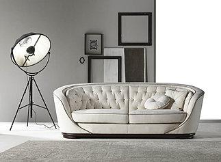 Moderne ledercouch  TRIDENTI Interiors | Italienische Designermöbel | München | Sofas ...