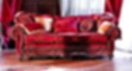 Botticelli Luxus Sofa, edel Sofa_Wohnzimmer_