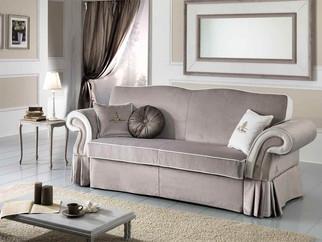 Bett Sofa Morfeus_Schlafcouch_Sofa_graue Couch
