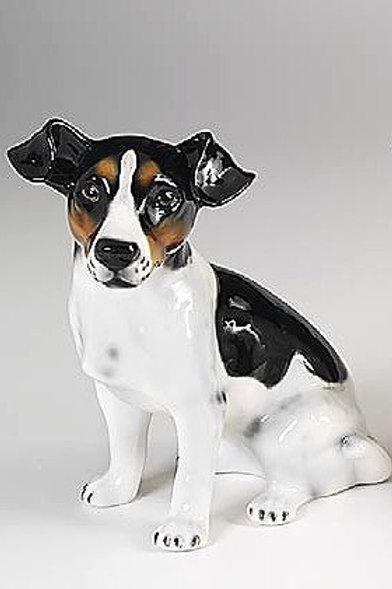 "Jack Russel Terrier ""mit Fleck"""