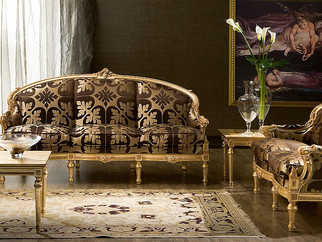 Eros Louis XVI Sofa mit Sessel Silik.jpg