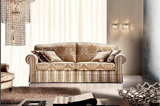 Ascot Sofa Cava_Wohnzimmer_Sofa_edle Couch_Luxussofa_Klassische Couch