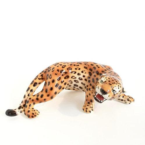 """Leopard schleichend """"klein"""""""