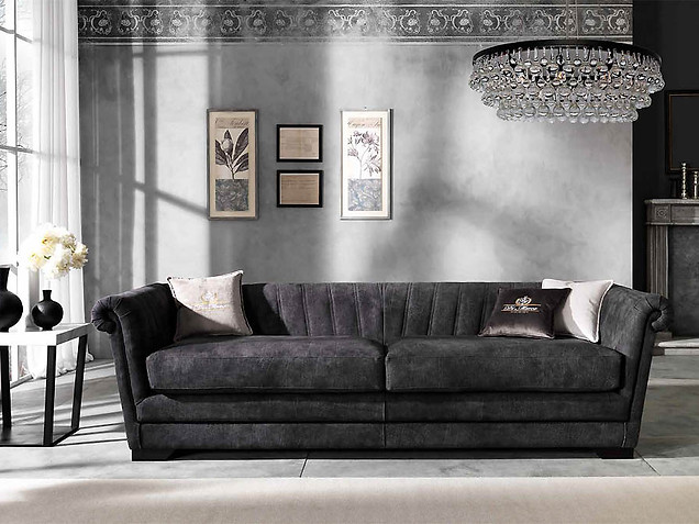 Sofa Hendrix_moderne Couch_Lounge Möbel_Lounge Sofa_Lounge Couch_graues Sofa_moderne Couch