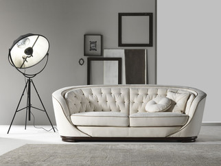 Sofa_Wohnzimmer_CIS Salotti_Couch_Elegantes Sofa_Elegance