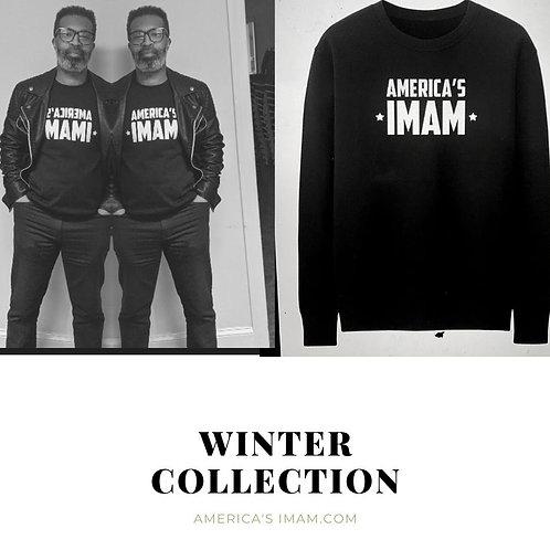 America's Imam Black Sweatshirt