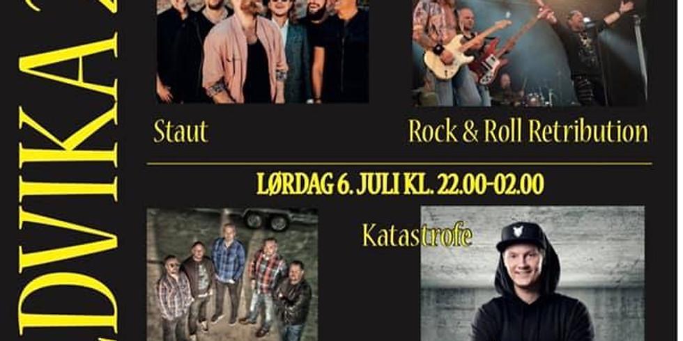 Sildvika Festivalen 2019, 4-7 Juli