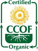 Certified Organic Food