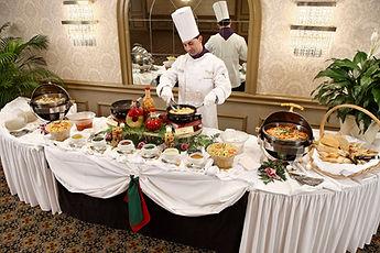 Yum Yum Catering Onsite Chef