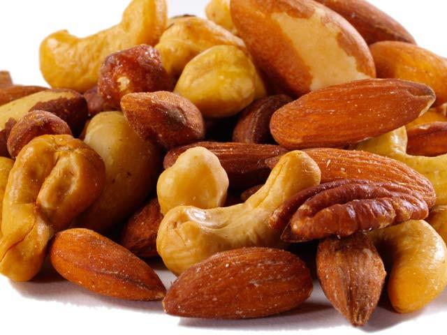 Mixed Organic Nuts