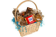 Customized healthy baskets