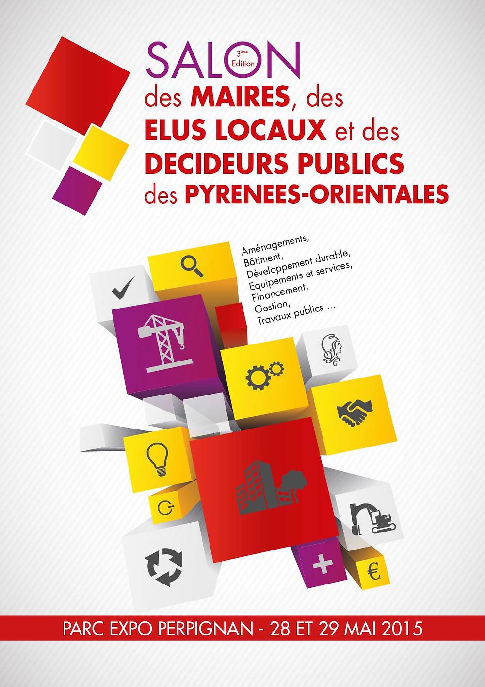 3e Salon des Maires des P.O.