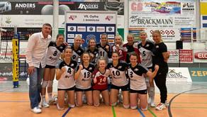 Volleyball-Bundesliga: Heimsieg gegen Emlichheim!