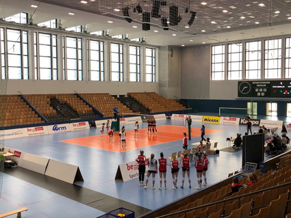 Erneuter Heimrechttausch: Oyther Volleyballerinnen treten in Dingden an