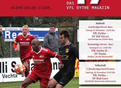 47 - Das VfL-Magazin Ausgabe Nr. 7