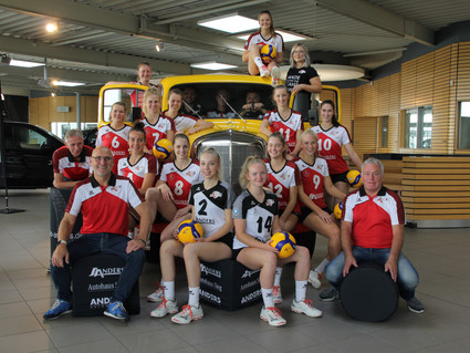 2. Volleyball-Bundesliga: knappe Niederlage beim ETV Hamburg!