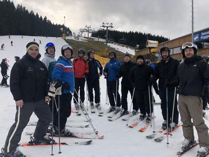 Altherren-Mannschaftsfahrt nach Winterberg