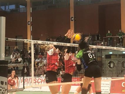 Der VfL Oythe verliert auch bei den Skurios Volleys Borken