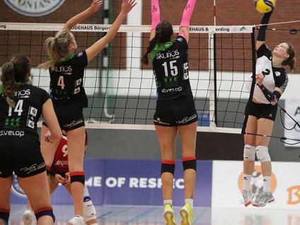 2. Volleyball-Bundesliga: Auswärtsspiel in Borken