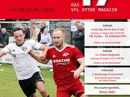 47 - Das VfL-Magazin Ausgabe Nr. 1