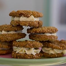 Oatmeal Sandwich cookie
