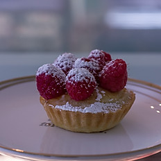Raspberry Frangipan