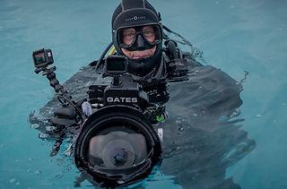 Mario Cyr — Cinéaste des profondeurs océaniques © Jean-Benoit Cyr