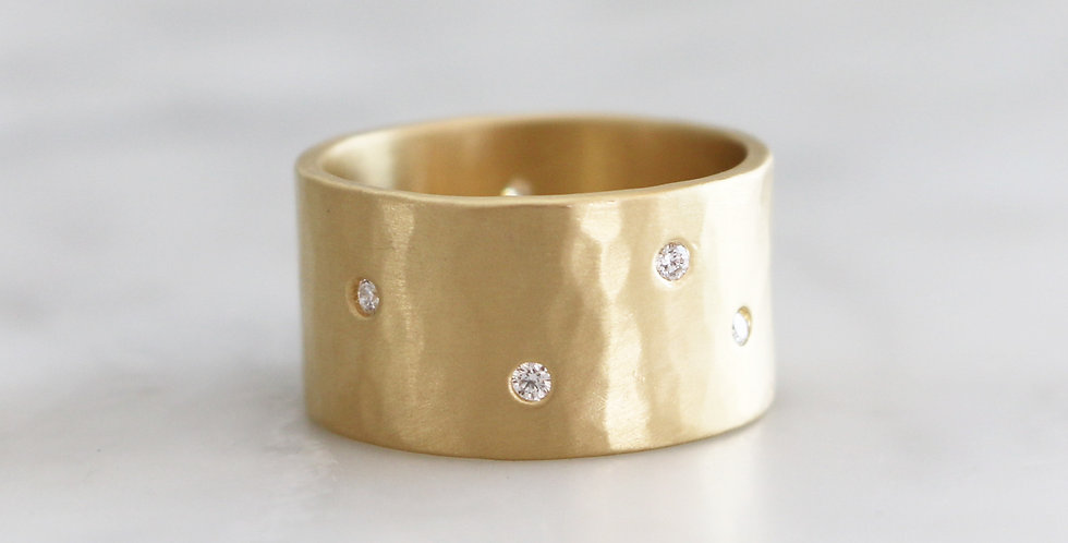 HARMONY RING IN GOLD