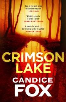 CRIMSON LAKE by Candice Fox author